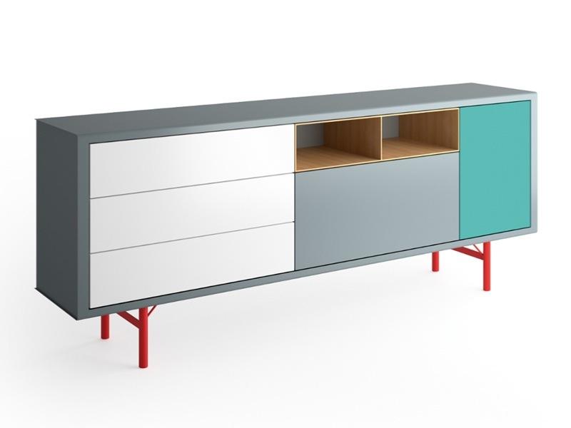 Modular Möbel muller s36 modular sideboard