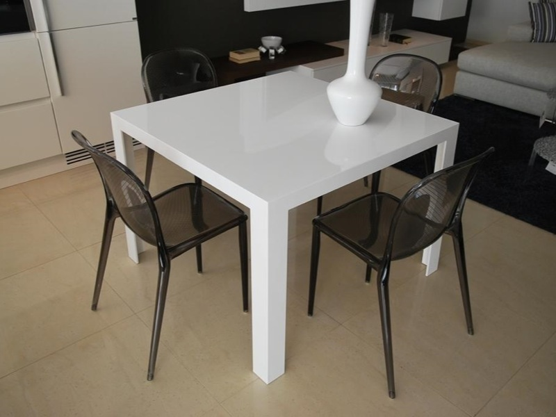 Kartell Invisible Dining Table Tokujin Yoshioka