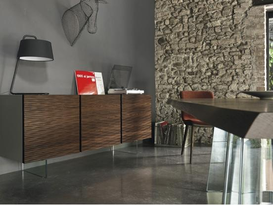 Calligaris - Opera Sideboard 2 Compartments/3 Doors