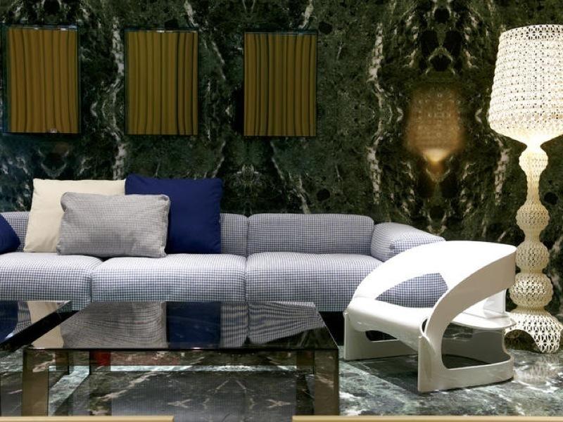 Kartell Kabuki Floor Lamp Ferruccio Laviani