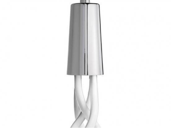 Plumen - Drop Cap Set Chrome & 001 Bulb