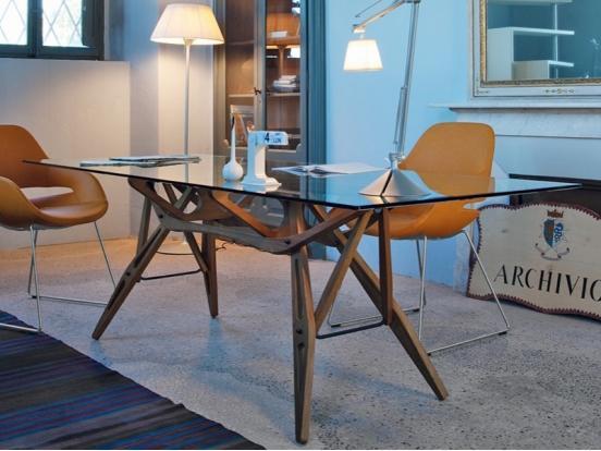 Zanotta - Reale Table 200 cm
