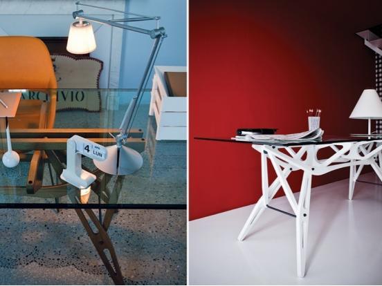 Zanotta - Reale Table 160 cm