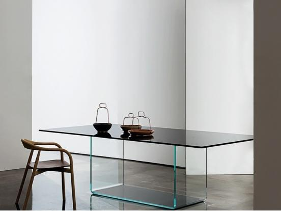 Sovet - Valencia 250cm Extralight Glass Table