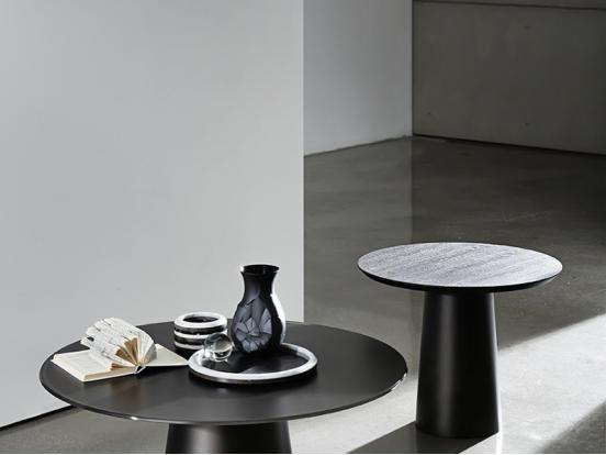 Sovet - Totem Ceramic Side Tables