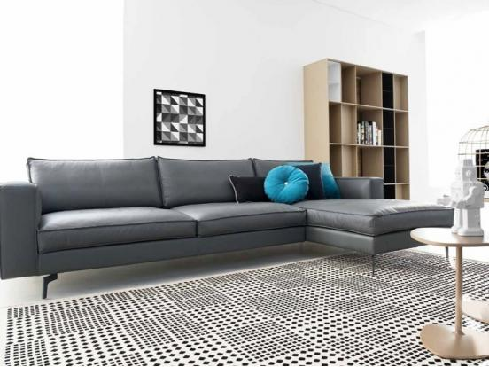 Calligaris - Square Sofa W 290 with Chaise