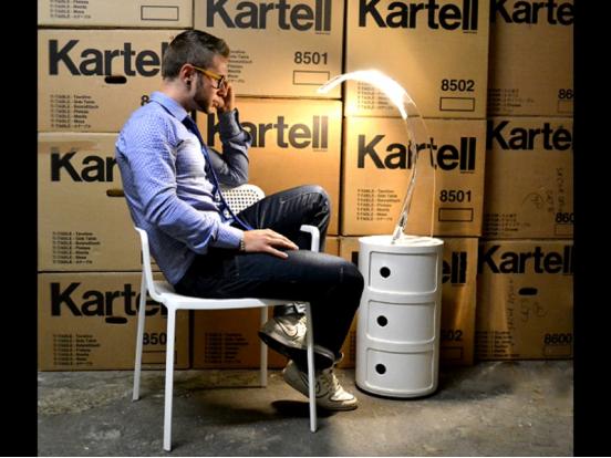 Kartell - Taj Table Lamp
