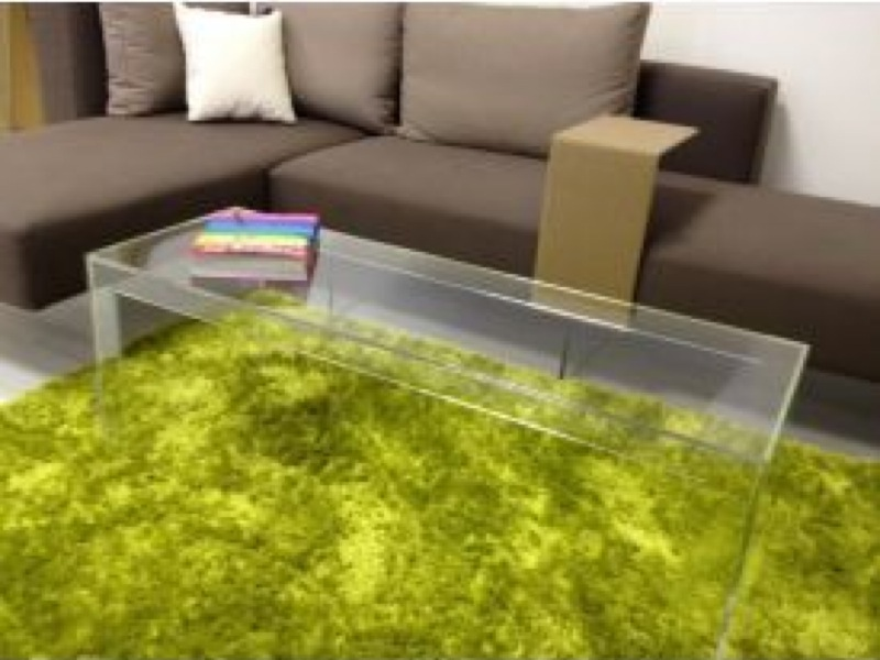 Kartell   Invisible Side Coffee Table