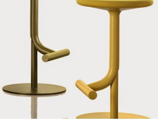 Magis - Tibu Fabric Seat Stool