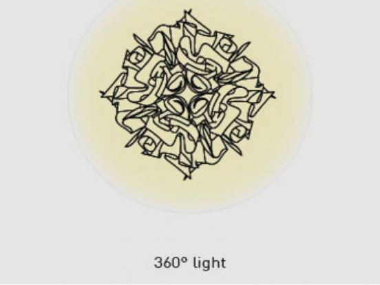 Slamp - Veli Ceiling Lamp Large