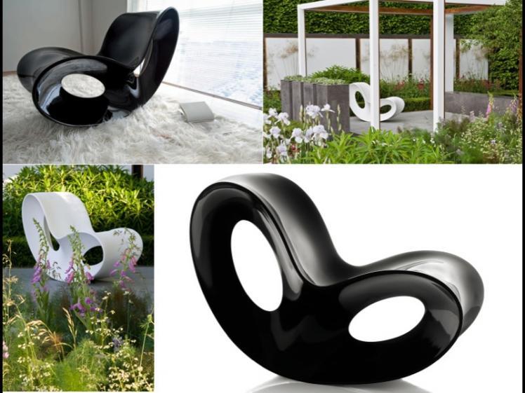 Magis - Voido Outdoor Rocking Chair