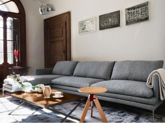 Zanotta -  William sofa W 224 cm 3 Seater
