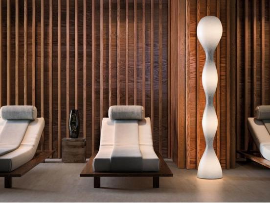 Kundalini - Yoga Floor Lamp