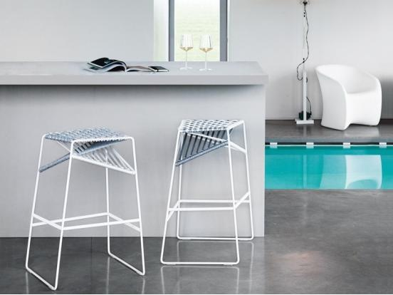 Zanotta - Twist Kitchen Stool