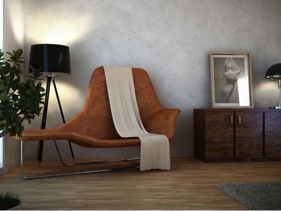 Zanotta - Lama Chaise