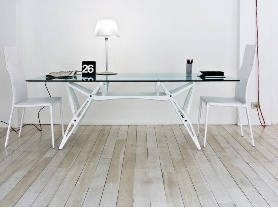 Zanotta - Reale Table 180 cm