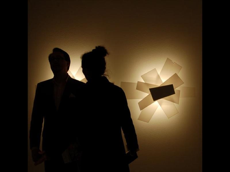 foscarini big bang flush fitting light. Black Bedroom Furniture Sets. Home Design Ideas