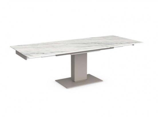 Calligaris echo ceramic dining table for Calligaris echo