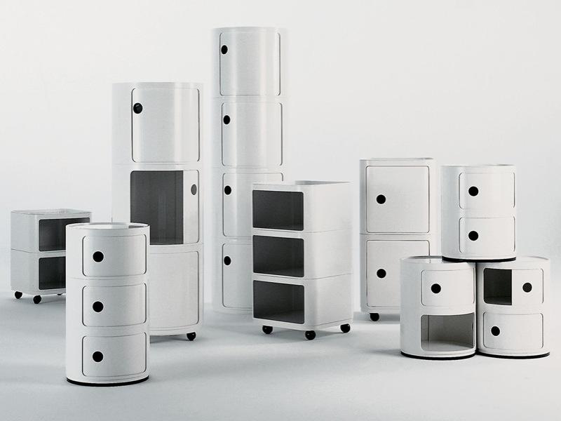 kartell componibili storage units. Black Bedroom Furniture Sets. Home Design Ideas