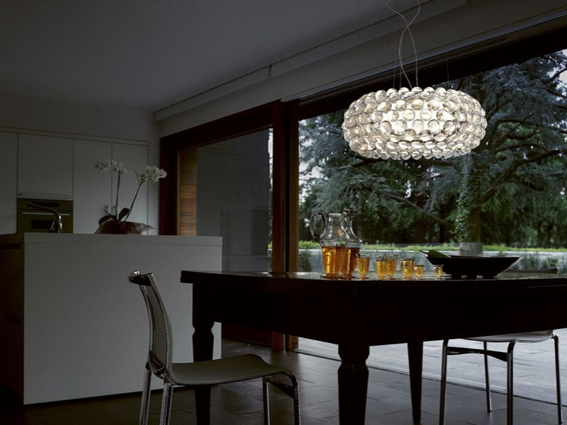 foscarini caboche pendant large suspension. Black Bedroom Furniture Sets. Home Design Ideas