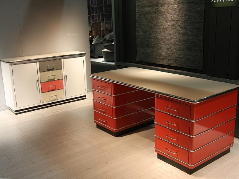 muller tb 229 classic line desk. Black Bedroom Furniture Sets. Home Design Ideas
