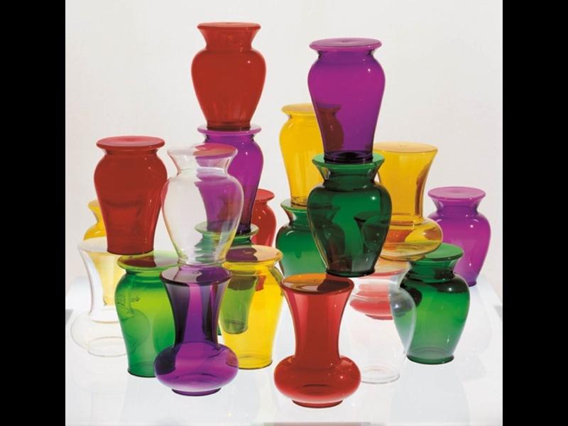 Kartell La Boheme Vase Or Stool Scossa
