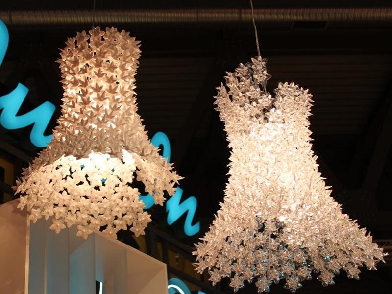 Kartell Bloom Pendant Light Ferruccio Laviani