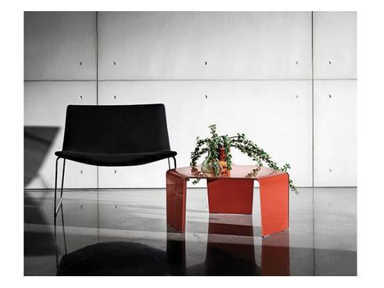 Sovet - 3 Feet 33cm High Table