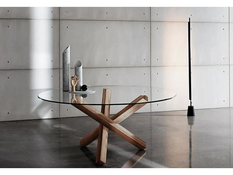 Sovet - Aikido 150cm Round Dining Table