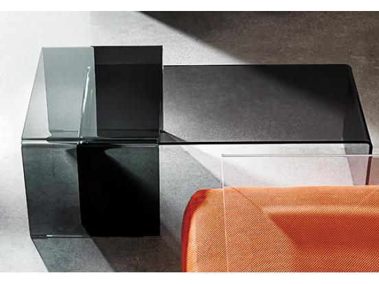Sovet - Bridge 90cm Wide Coffee Table