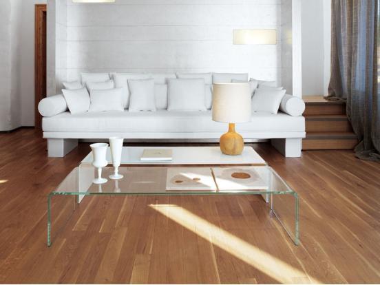 Sovet - Bridge 110cm Wide Coffee Table