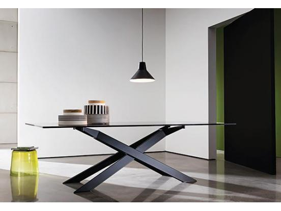 Sovet - Cross 240cm Dining Table