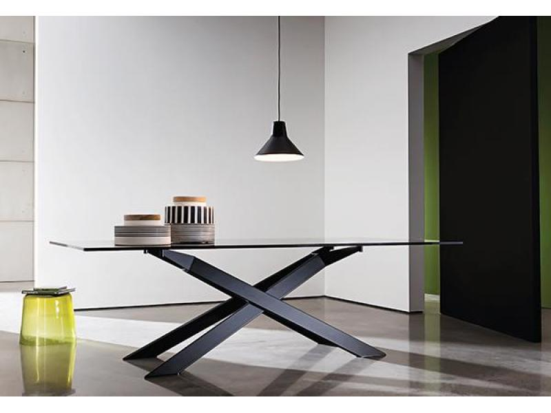 Sovet - Cross 240cm Dining Table