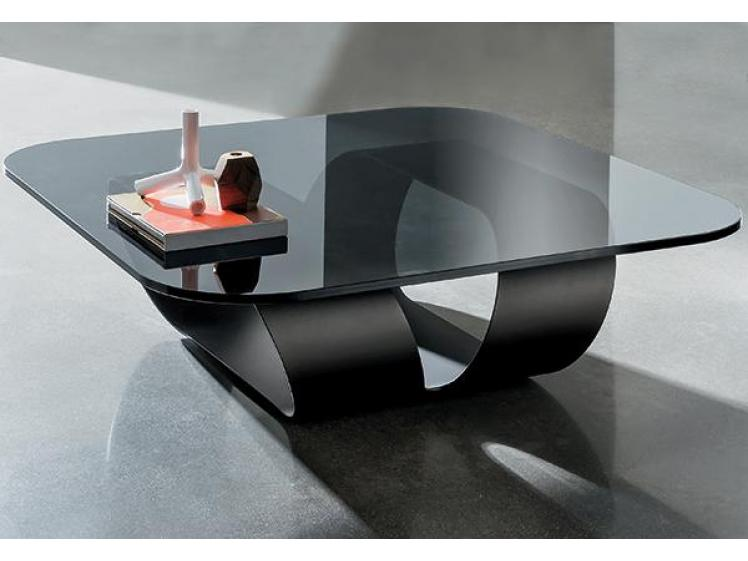 Sovet - Ring Glass Coffee Table