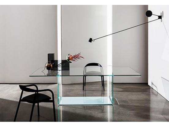 Sovet - Valencia 200cm Extralight Glass Table