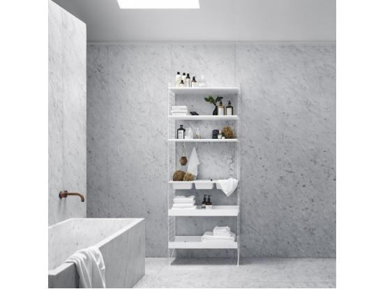 String - Bathroom Shelving System
