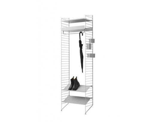 String - Hallway Shelving System 2