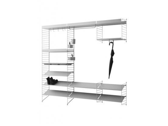 String - Wardrobe Shelving System 2