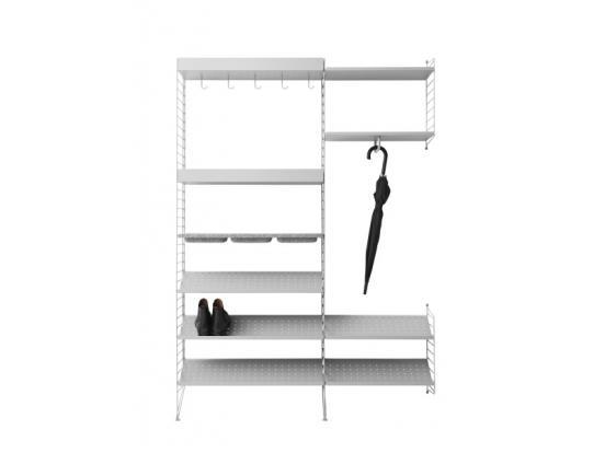 String - Wardrobe Shelving System 1