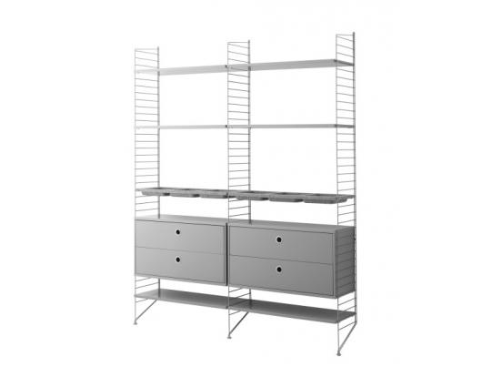 String - Living Shelving System 3