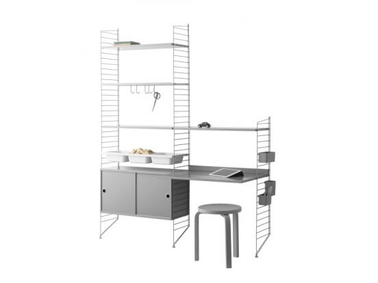 String - Home Office Shelving System 2