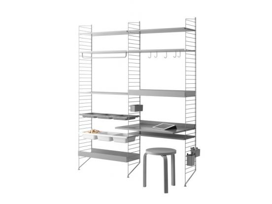 String - Home Office Shelving System 3