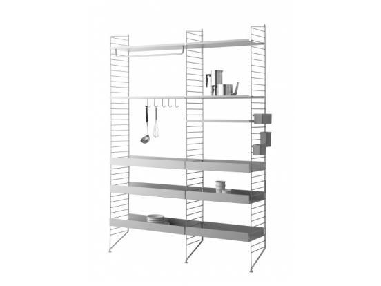 String - Kitchen Shelving System 2