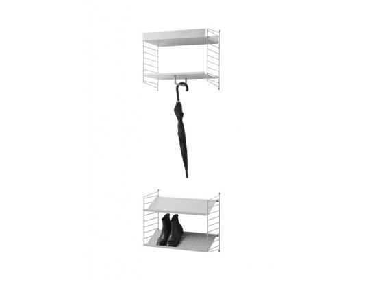 String - Hallway Shelving System 1