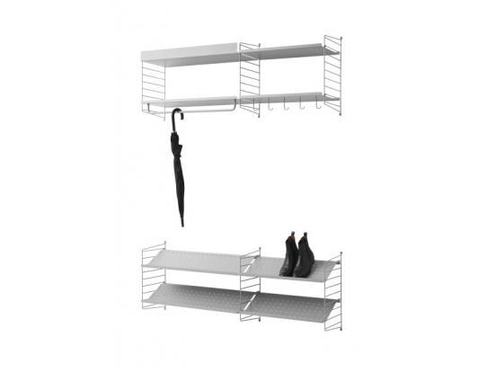 String - Hallway Shelving System 3