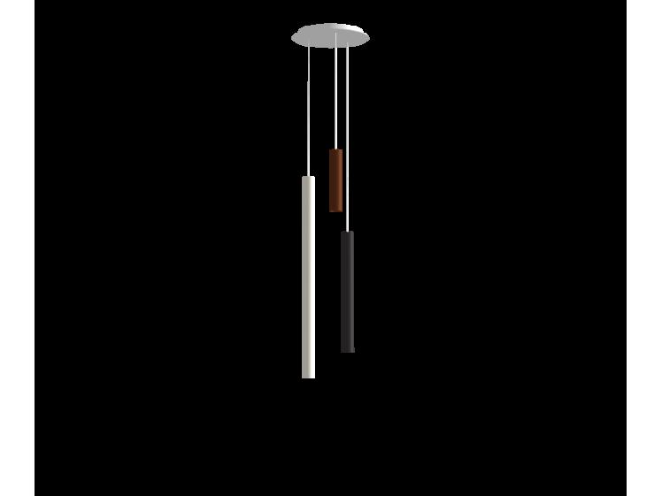 Lodes - A-tube Multi-Drop Pendant