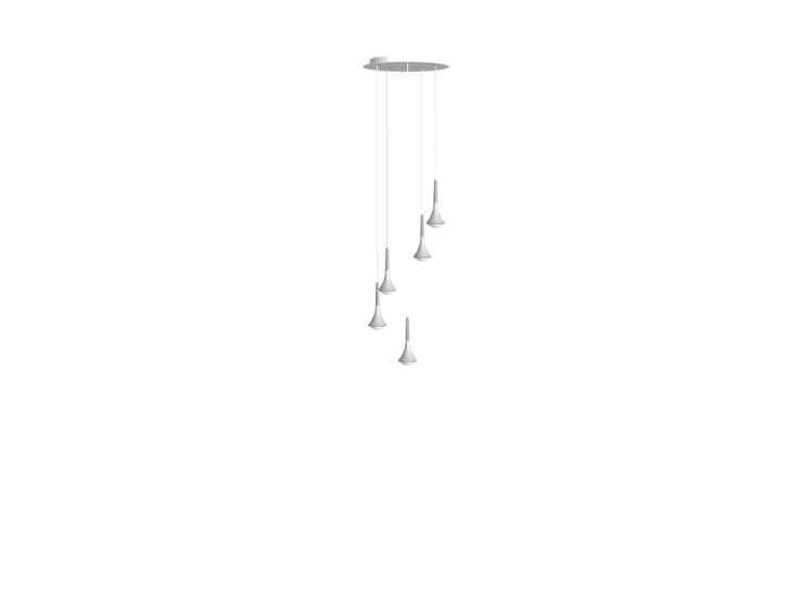 Lodes - Rain Multi-Drop Pendant