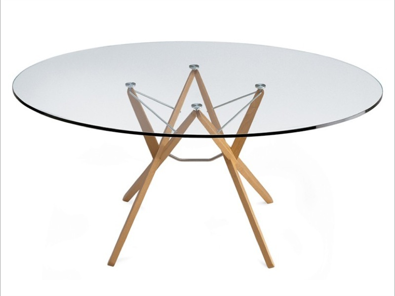 Zanotta - Orione Round Dining Table