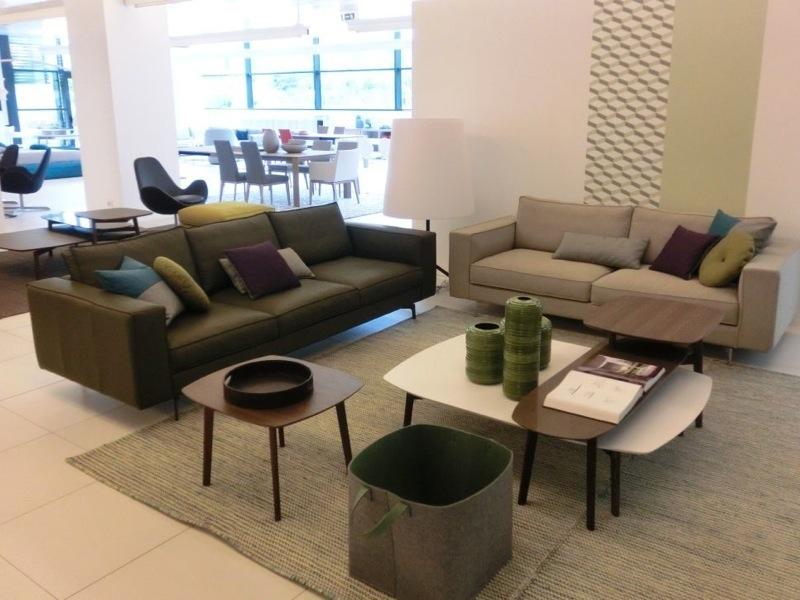 Calligaris   Square Sofa W248 Cm
