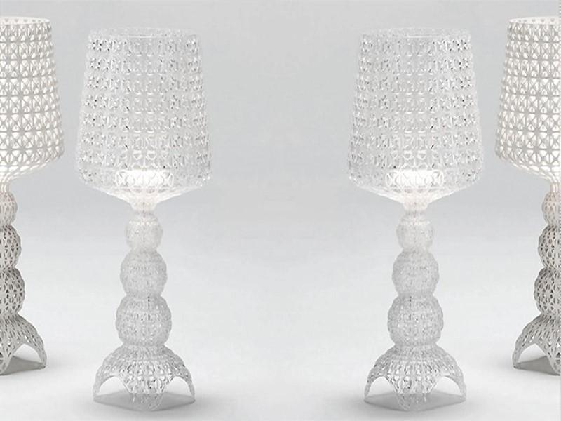 Kartell Mini Kabuki Table Lamp Ferruccio Laviani